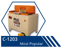 C-1203 PLC | coping machine