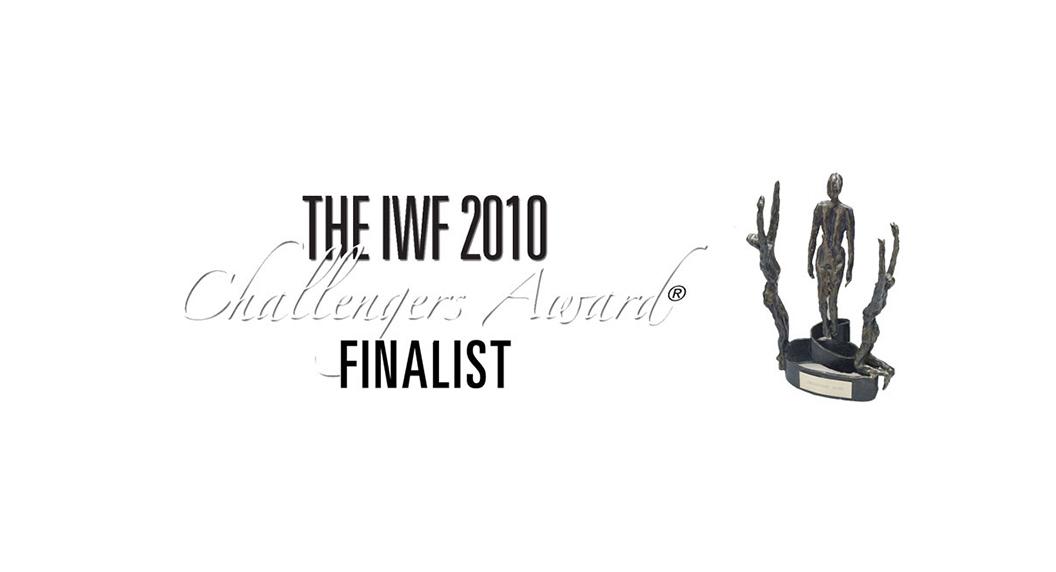 IWF 2010 Challengers Award Finalist